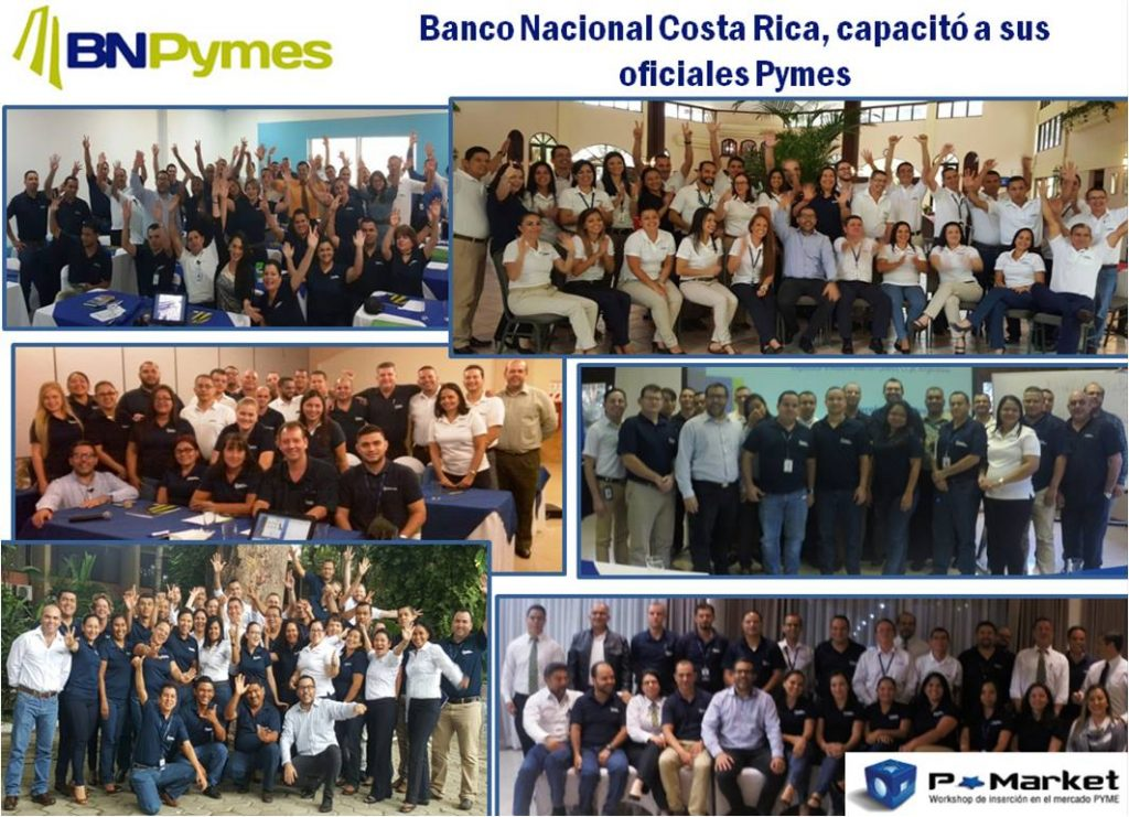 Workshops Banco Nacional de Costa Rica